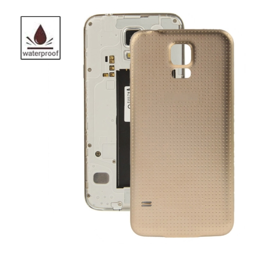 BATTERY COVER SAMSUNG S5 / G900 GOLD