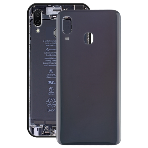 BATTERY COVER SAMSUNG A40 / A405 BLACK