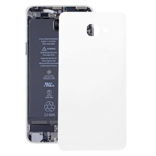 BATTERY COVER SAMSUNG A5 (2016) / A510 WHITE