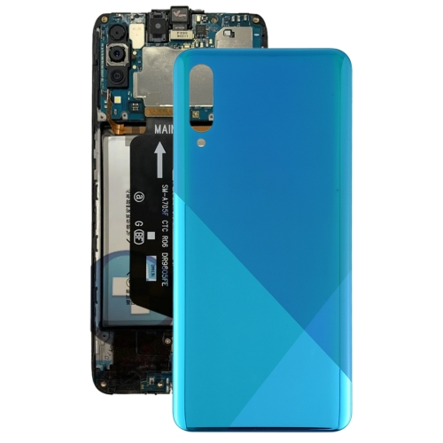 BATTERY COVER SAMSUNG A30S / A307 BLUE