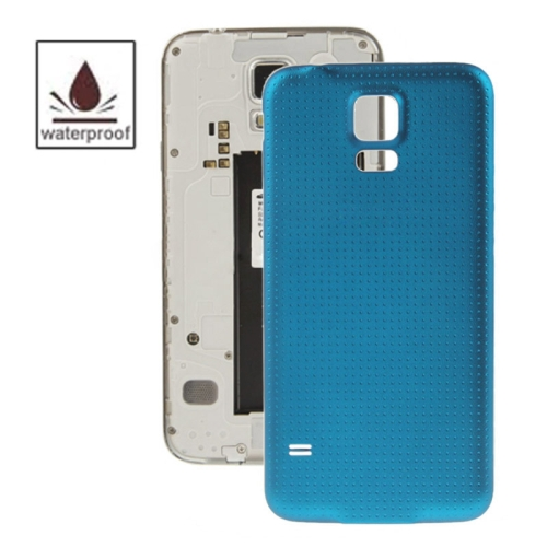 BATTERY COVER SAMSUNG S5 / G900 BLUE