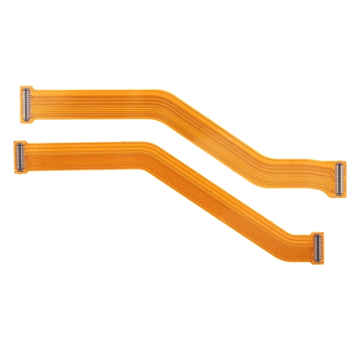 Motherboard Flex Cable + LCD Flex Cable for Samsung A20